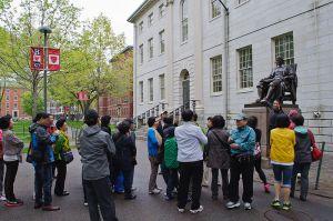 Harvard-University-Tour